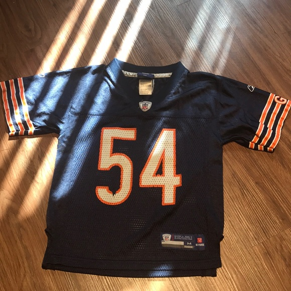 info for d0735 15d99 Youth Chicago Bears Brian Urlacher Jersey